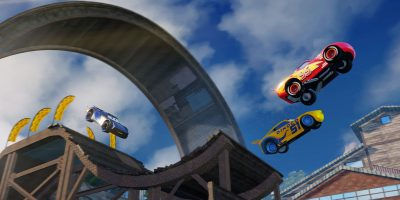 Cars 3: In gara per la vittoria – Gameplay Trailer