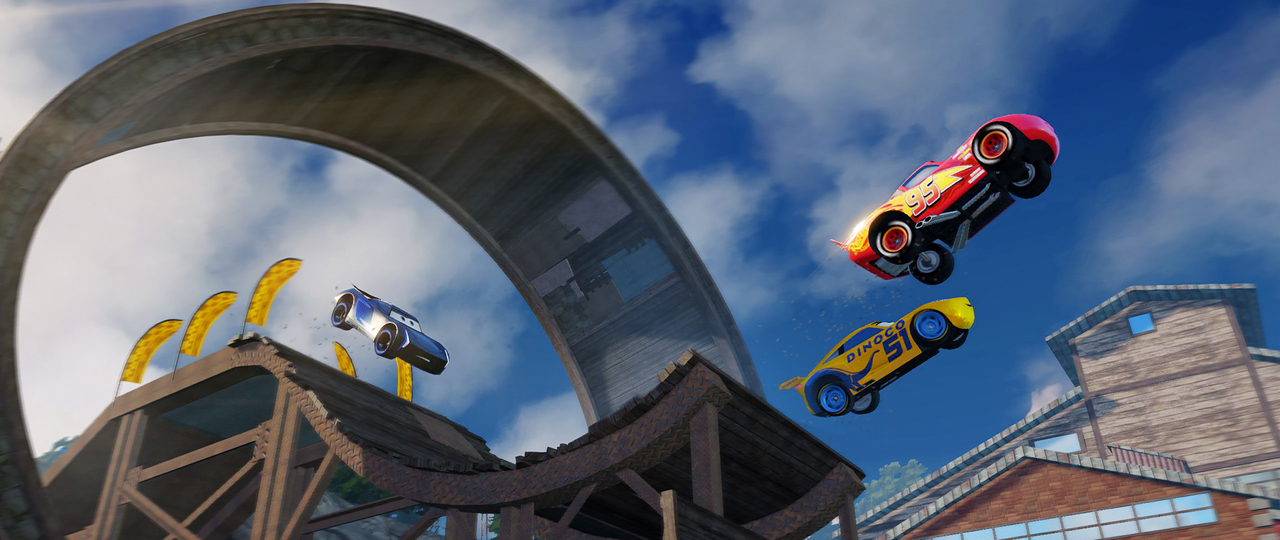 Cars 3: In gara per la vittoria - Screenshoot del gioco