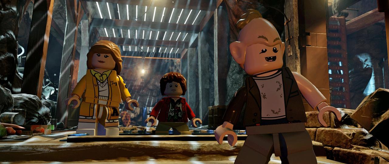 LEGO Dimensions - Aggiunge Pacchetti Di Espansione - Immagine dal gioco