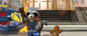 LEGO Marvel Super Heroes2 screenshot dal gioco