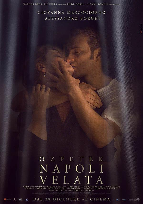 Napoli velata Poster Italia