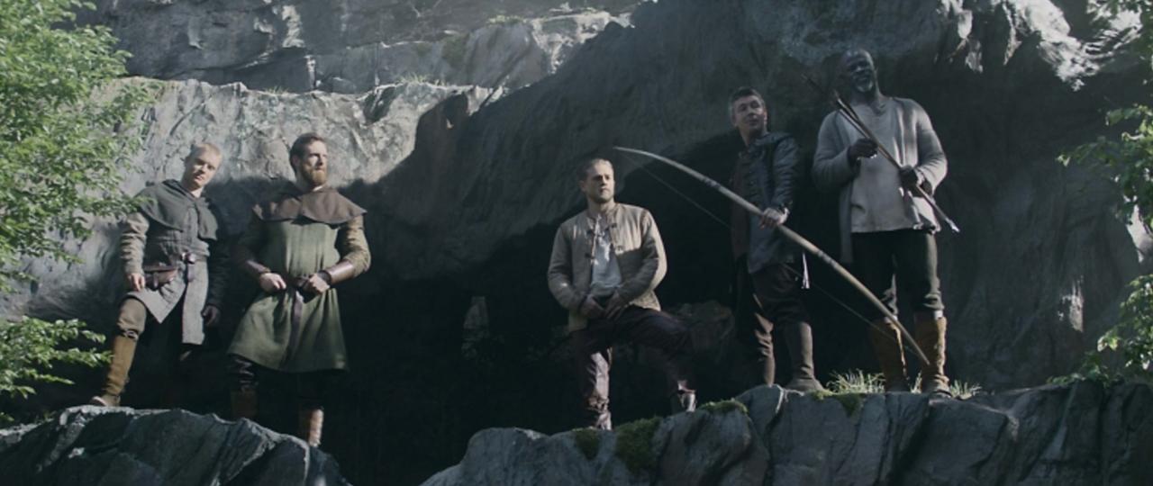 King Arthur - Il Potere della spada: Foto dal Film