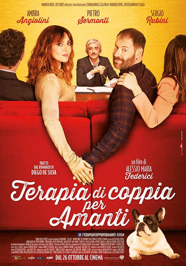 Terapia di coppia per amanti_Poster Italia