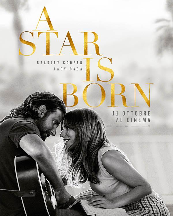 A Star is Born_Teaser Poster Italia
