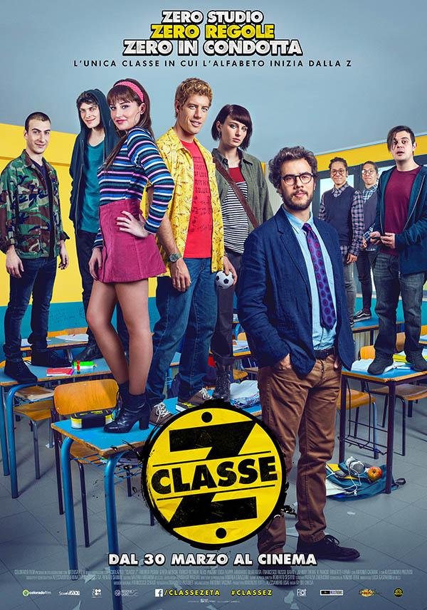 Classe Z Poster Italia