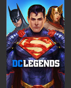 DC Legends Mobile Poster