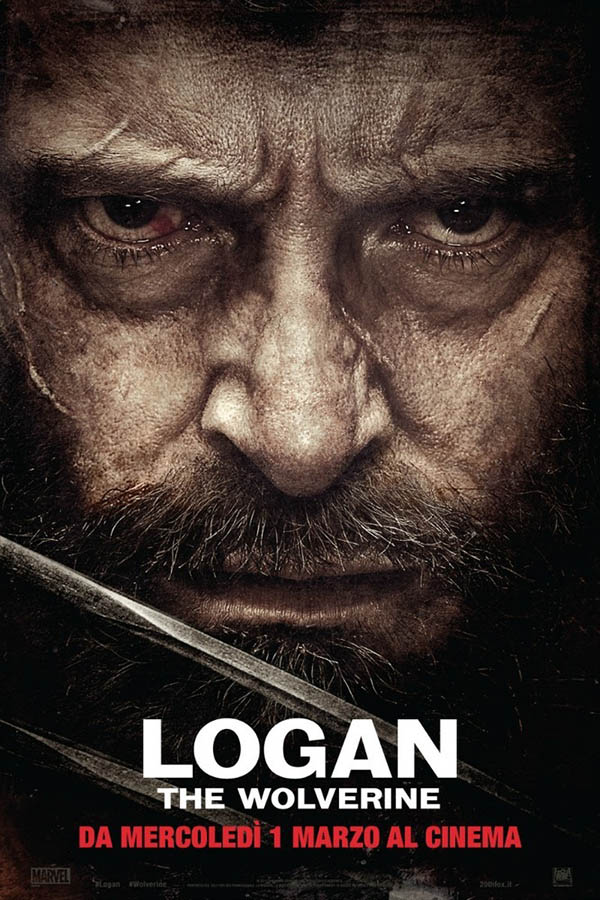 Logan   The Wolverine Poster