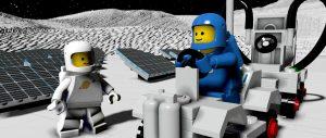 Lego Words screenshot dal gioco