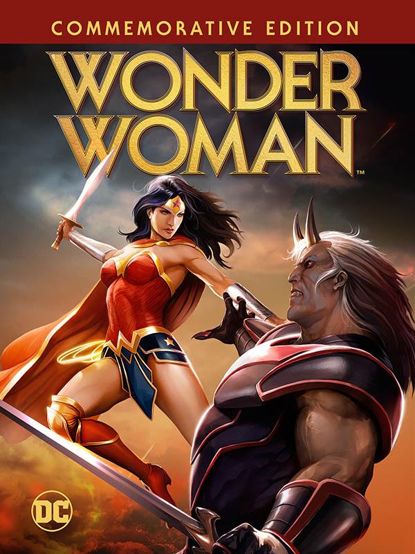 Wonder Woman   Commemorative Edition_Poster