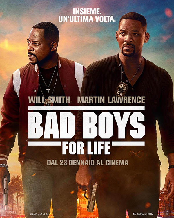 Bad Boys for Life_Poster Italia