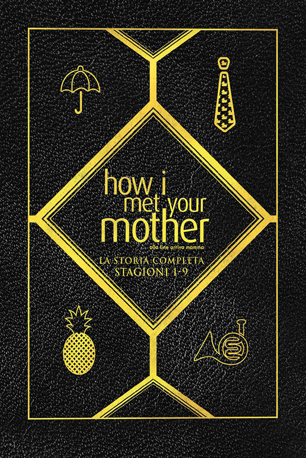 How I met your mother   Alla fine arriva mamma_copertina
