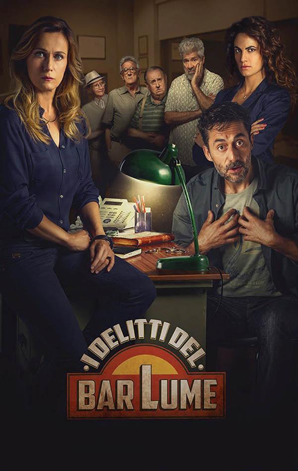 I Delitti del Bar Lume   Stagione 4 _Poster