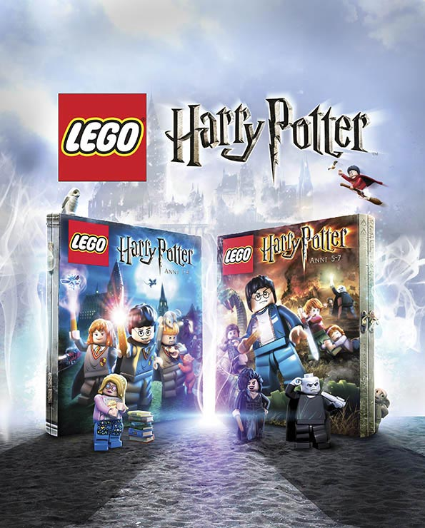 LEGO Harry Potter Collection 1 7_Poster