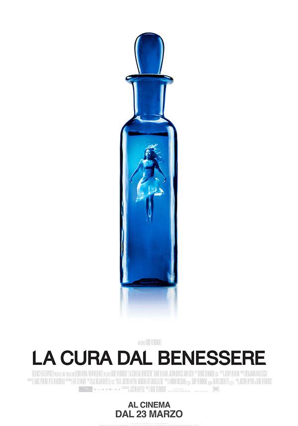 La cura dal benessere Poster Italia