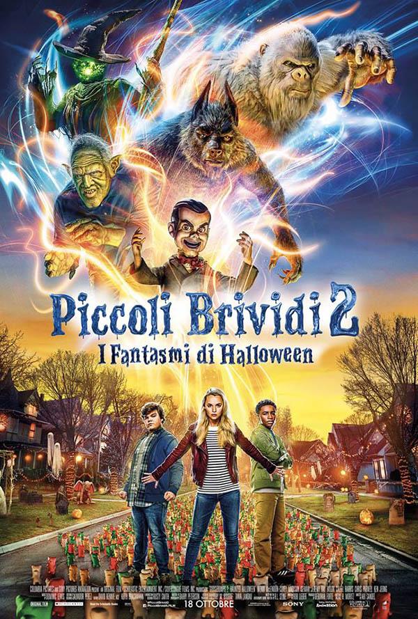Piccoli Brividi 2   I Fantasmi di Halloween_Poster Italia