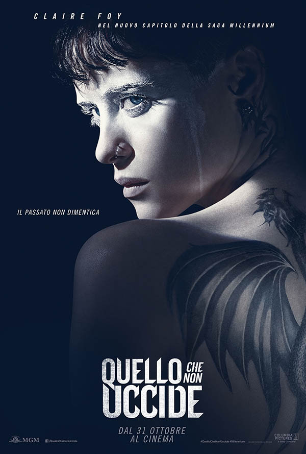 Quello Che Non Uccide_Teaser Poster Italia