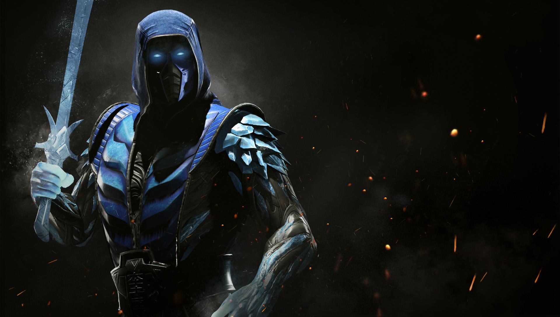 Injustice2 Sub Zero - Immagine dal gioco