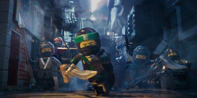 LEGO NINJAGO IL FILM – Nuovo Trailer Italiano