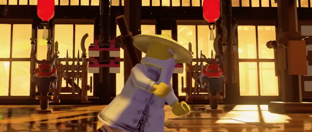 LEGO® NINJAGO® Il Film: Video Game Screenshot dal gioco