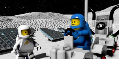 "Warner Bros. Interactive Entertainment annuncia: LEGO Worlds Il pacchetto DLC ""Classic Space"" ora disponibile"