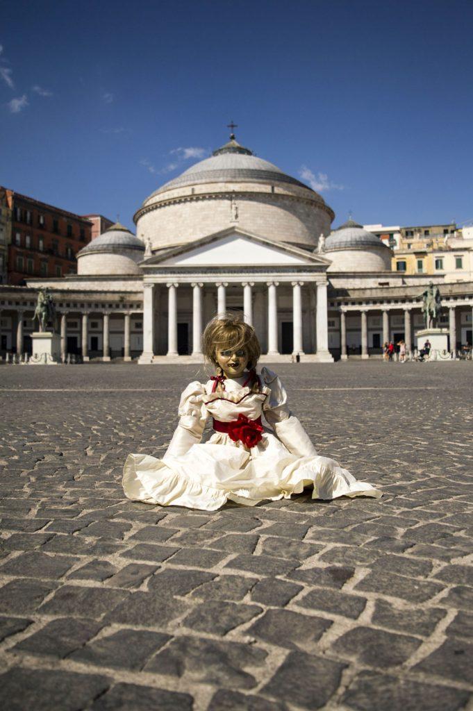 Annabelle 2 Creation - Il tour - Napoli Piazza del Plebiscito photo by Ciro Pipoli_WEB