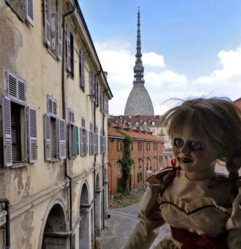 Annabelle 2 Creation - Il tour- Torino Mole photo by Nicola Pasianot_WEB
