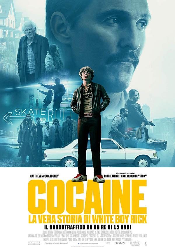 Cocaine   La vera storia di White Boy Rick_Poster Italia