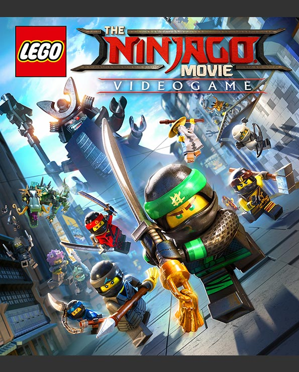 LEGO NINJAGO Il Film Video Game