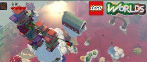 Lego Worlds - Immagine dal gioco