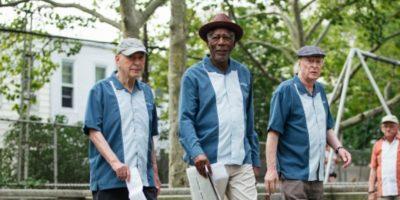 Insospettabili sospetti con Morgan Freeman, Michael Caine e Alan Arkin in Blu-ray e DVD