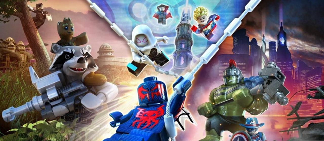 LEGO® Marvel Super Heroes 2 - Imamgine del gioco