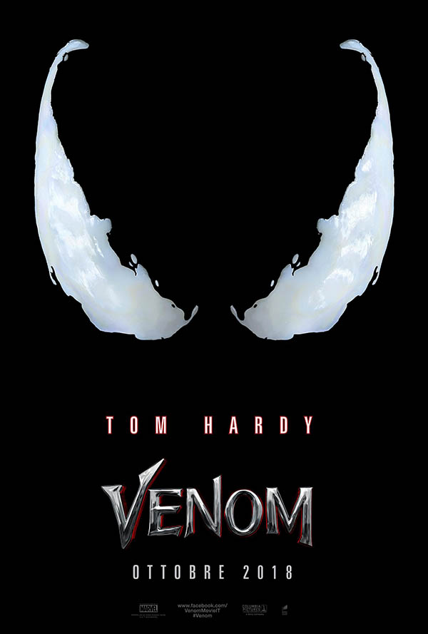 Venom_Teaser Poster Italia