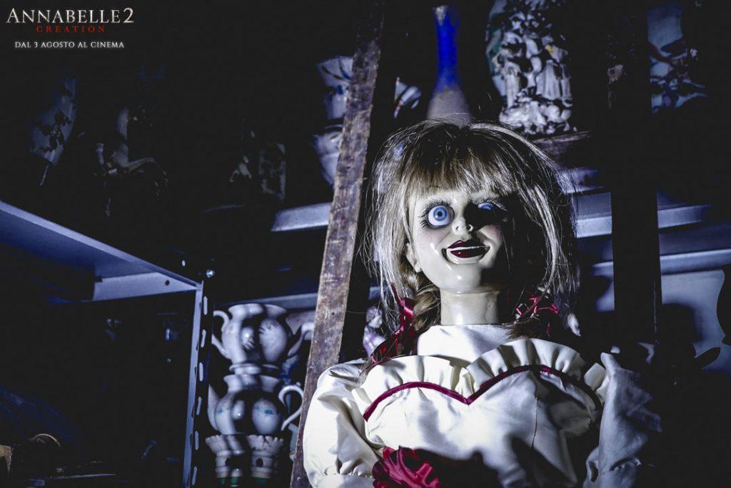 Annabelle2 - Creation Nello storico ospedale delle bambole