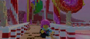LEGO Worlds Nintendo Switch Teaser Trailer - Screenshot
