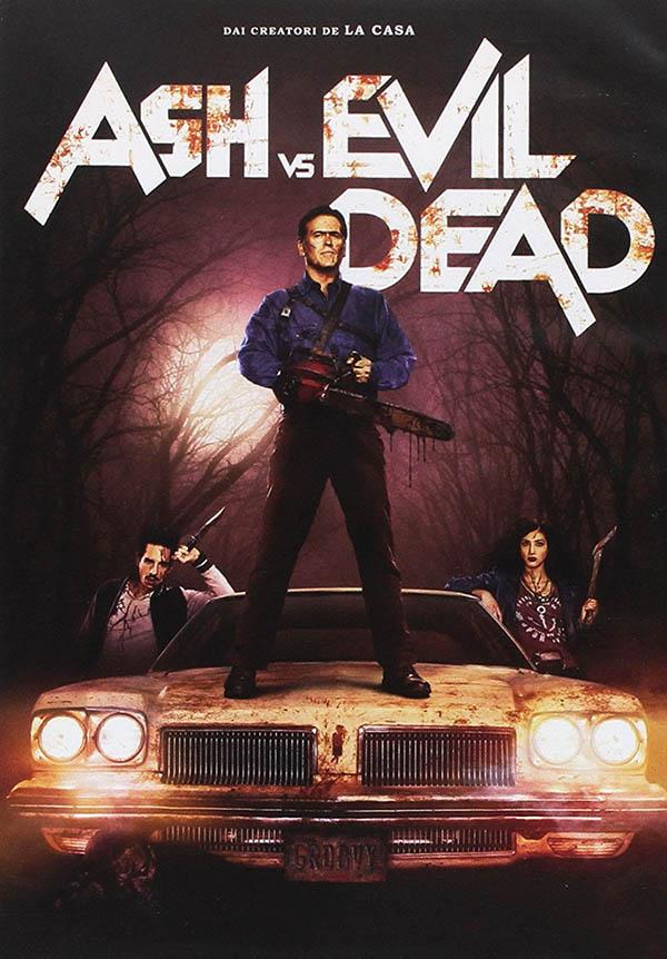 Ash vs evil dead_Poster