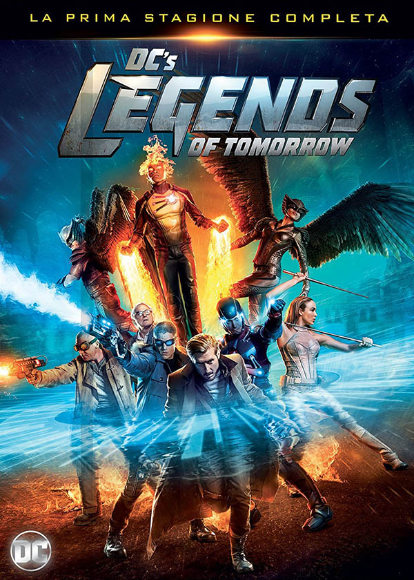 DC Legends of Tomorrow_Poster
