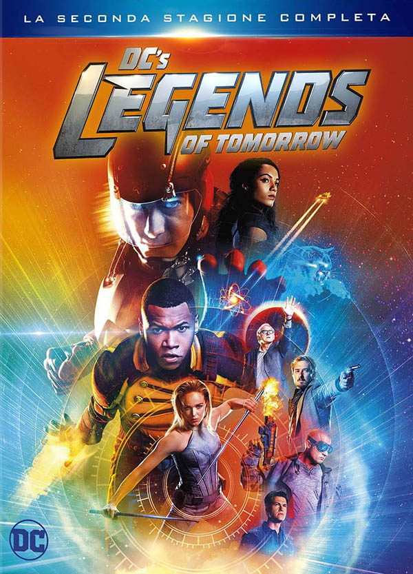 DC Legends of Tomorrow_SerieTV_Stagione2
