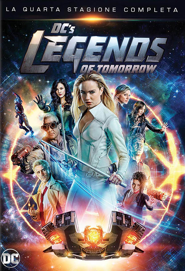 Dc'S Legends Of Tomorrow_SerieTV_Stagione4