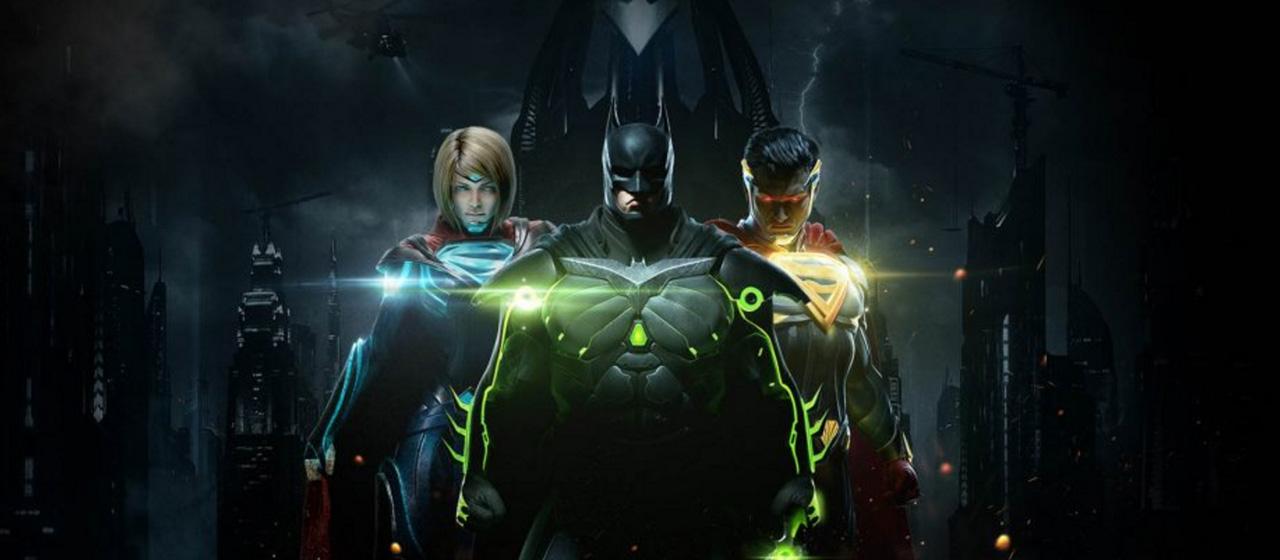 Injustice 2 -Immagine dal gioco