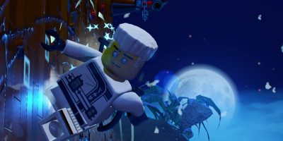 LEGO NINJAGO IL FILM: VIDEO GAME disponibile