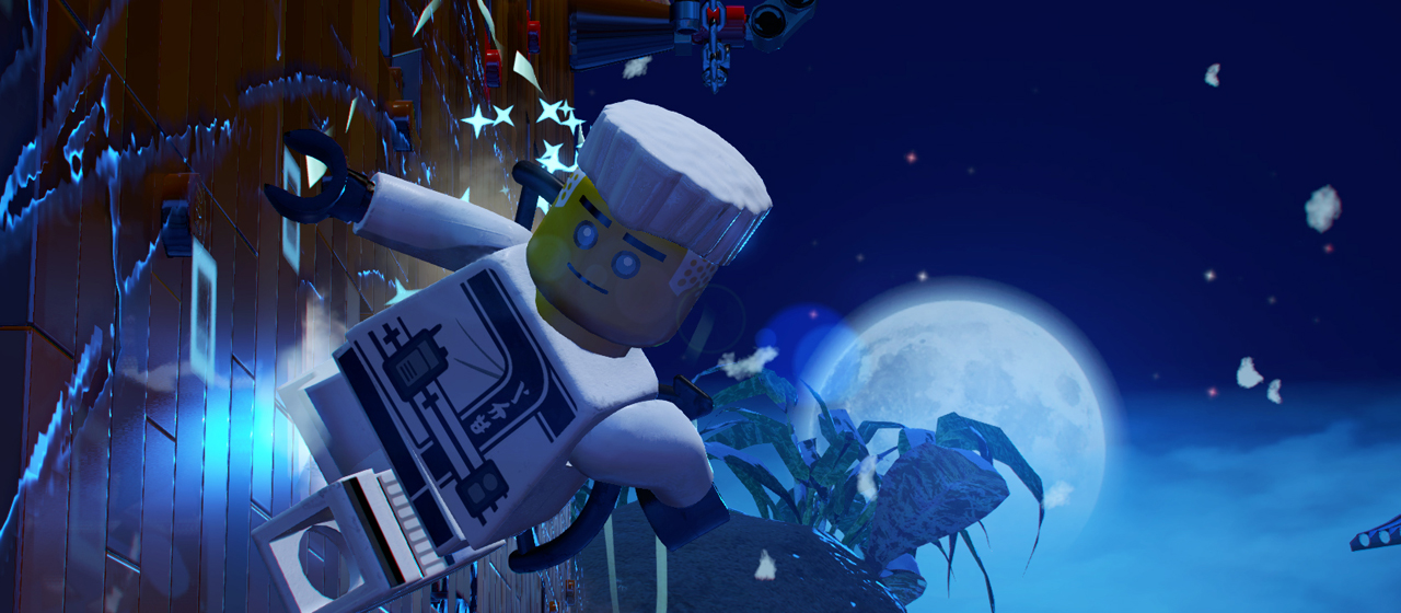 LEGO NINJAGO IL FILM: VIDEO GAME - Screenshot dal gioco