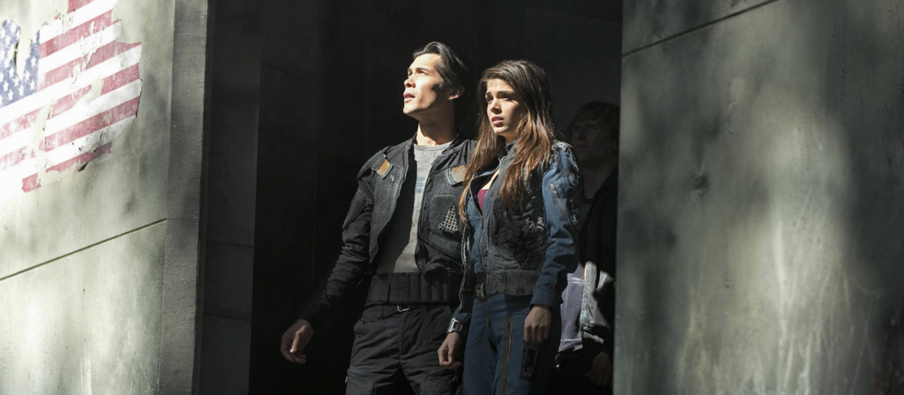 The 100 - Foto dalla serie tv
