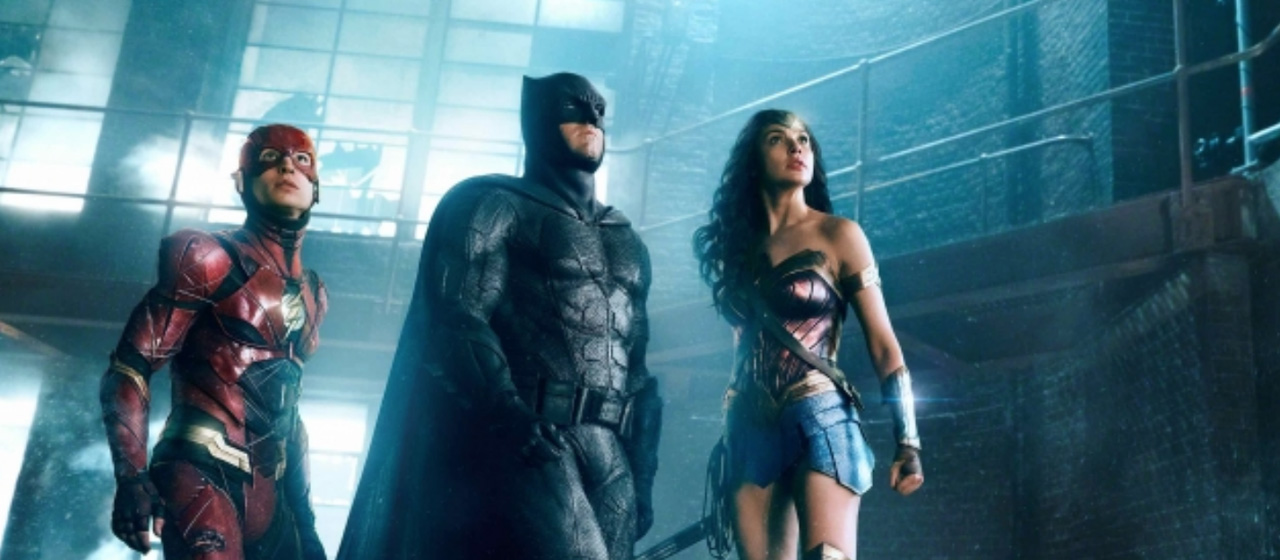 Justice League - Foto dal Film