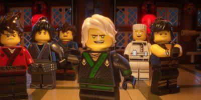 LEGO NINJAGO IL FILM –  Ora al cinema e una nuova clip italiana