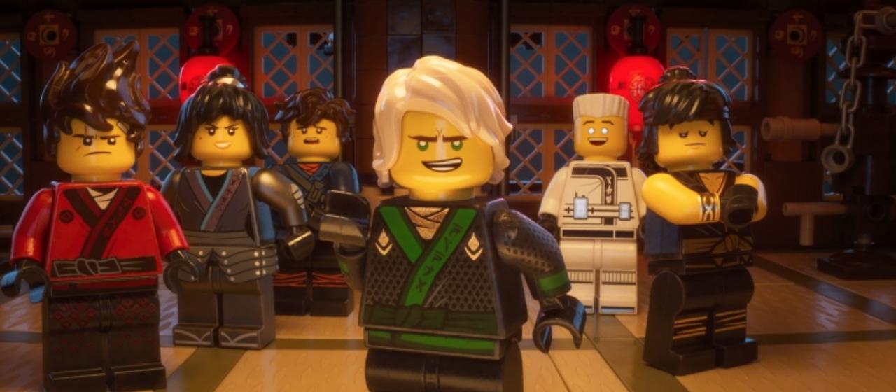 Lego Ninjago Il film - Foto dalla pellicola