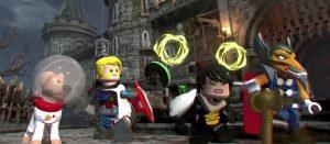 LEGO Marvel Super Heroes 2 - Nuovo trailer della storia - Screenshot