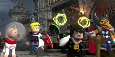 LEGO  Marvel Super Heroes 2 – Nuovo trailer della storia