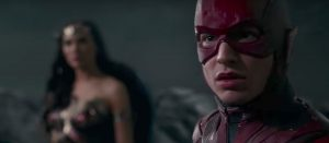 Justice League - Screenshot dal Video Speciale Flash