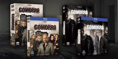 "OPERAZIONE A PREMI  ""GOMORRA – MEDIA WORLD"": REGOLAMENTO"
