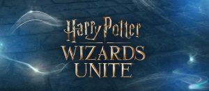 Harry Potter: Wizards Unite - Logotitolo